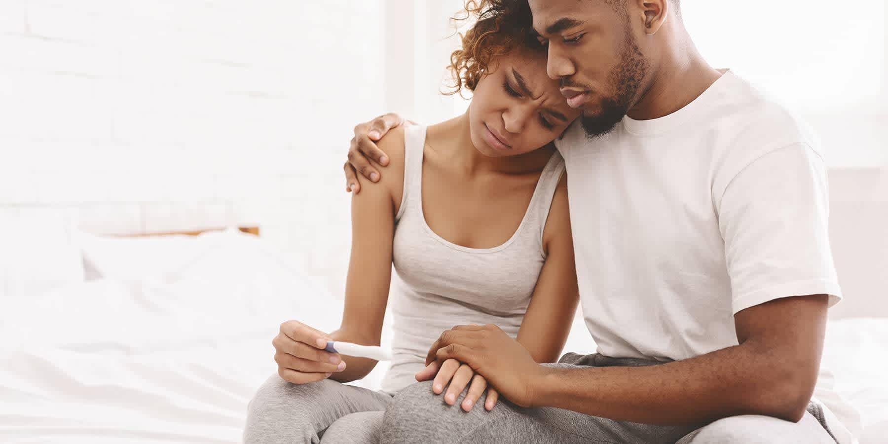 3 what are signs of infertility in women