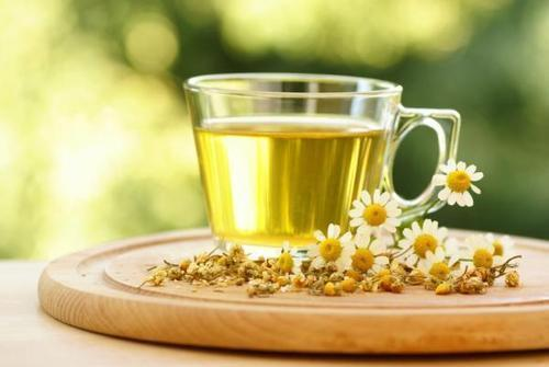 Camomile for schizophrenia