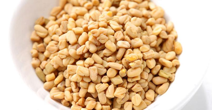 Fenugreek for alopecia