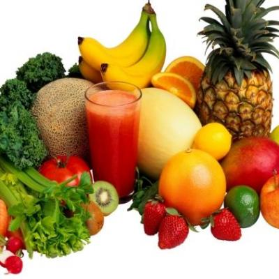 Fruta orgánica