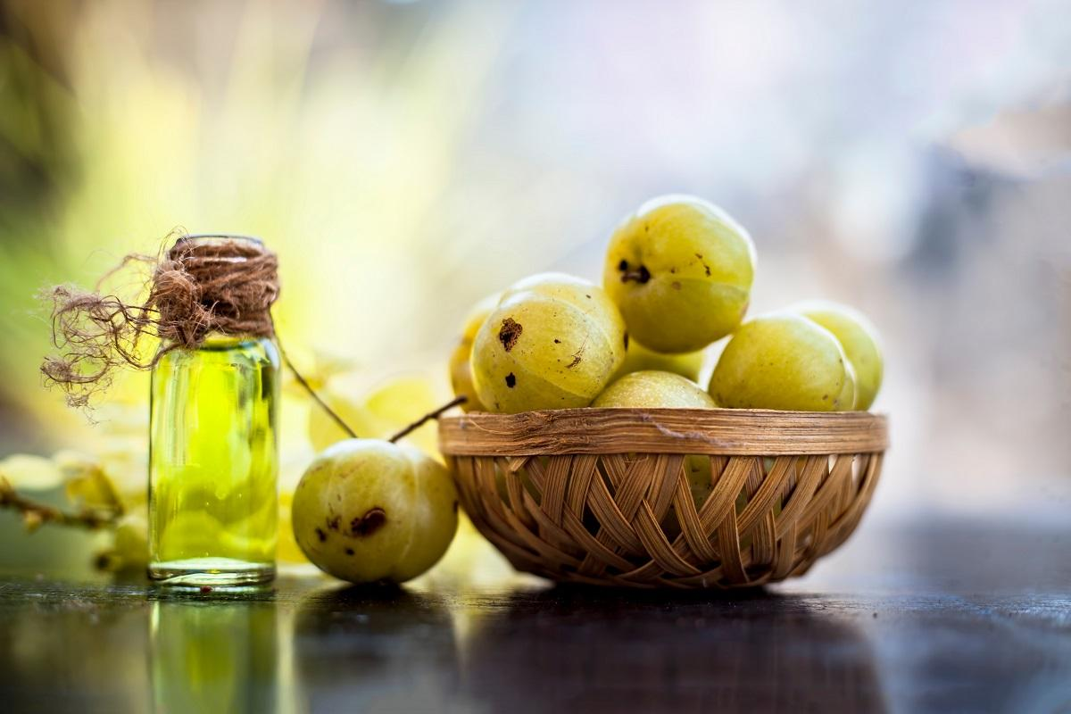 Amla oil for alopecia