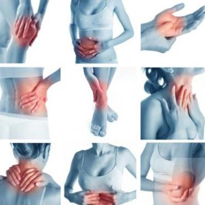 Point fibromyalgie