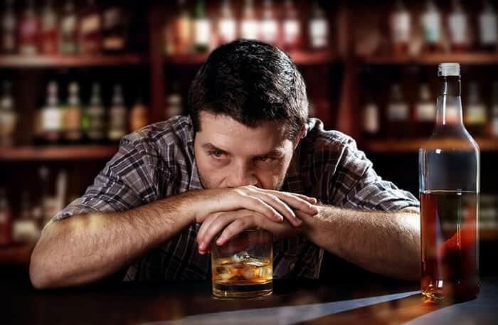 Trv causesalcoholic